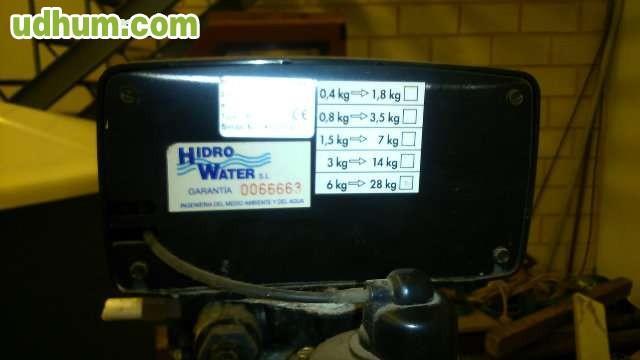 Descalcificador volumetrico for Precio instalacion descalcificador