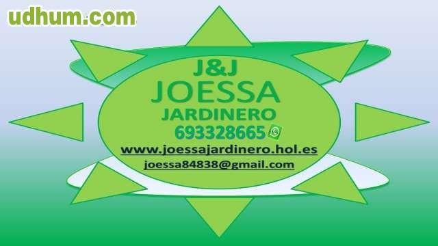Joessa jardinero for Busco jardinero