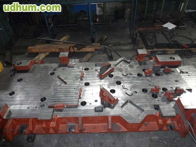 Dise o y mecanizado de moldes cnc for Servicio tecnico fagor burgos