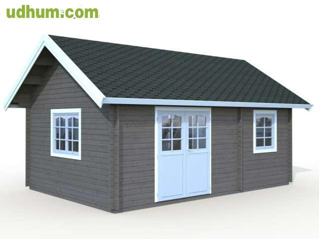 Bungalow de madera nicole - Fotos de bungalows de madera ...