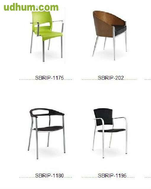 Sillas y mesas economicas for Sillas comodas y economicas