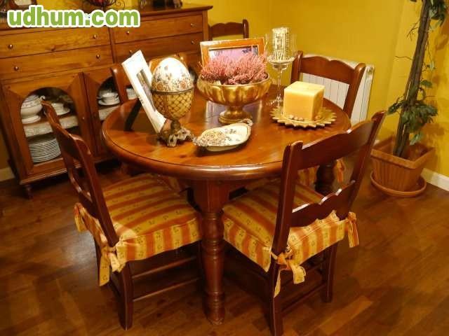 Conjunto muebles sal n 2 for Conjunto muebles salon