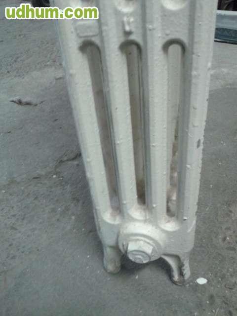 Radiadores de hierro fundido con patas - Radiadores de hierro fundido ...
