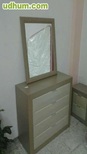 Dormitorio edicion arena 660 for Muebles candemovel