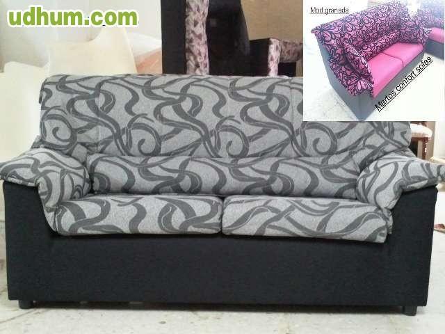 Ofertas sofas y coclchoneria for Fabrica de sofa cama 2 plazas