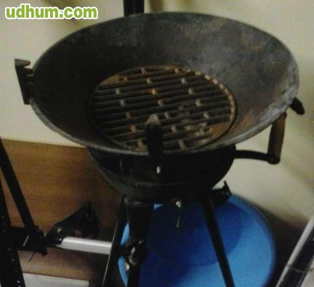 Barbacoa hierro fundido 1 - Barbacoas hierro fundido ...