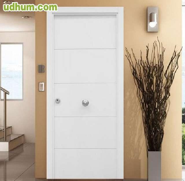 Puertas lacadas baratas for Puertas blancas baratas