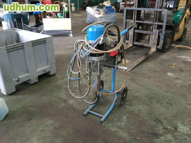 Se vende equipo mezclador de pintura for Mezclador de pintura