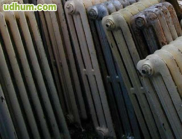 Cuerpos de radiadores hierro fundido - Radiadores de hierro fundido ...