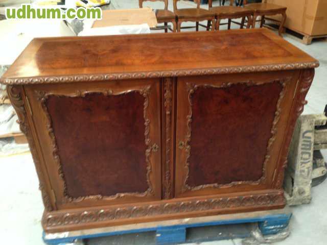 Muebles Antiguos Madera Maciza : Muebles antiguos de madera maciza