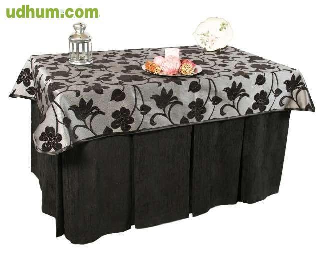 Mesa camilla completa - La mesa camilla ...