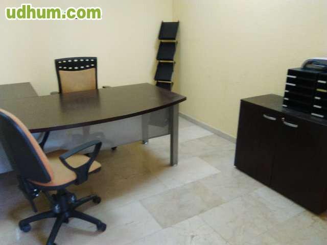 Conjunto mueble oficina barato econ mico - Mobiliario de oficina barato ...