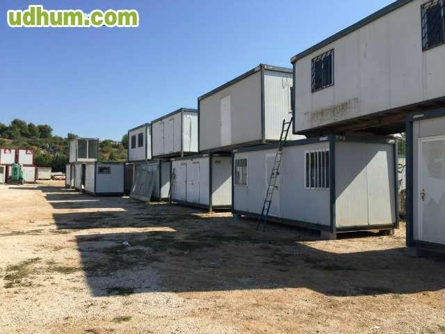 Venta y alquiler de contenedores obra y casetas obra en for Casetas metalicas ofertas