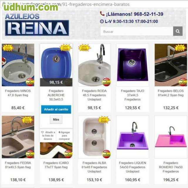 Plato de ducha en madrid baratos online for Lavabos baratos online