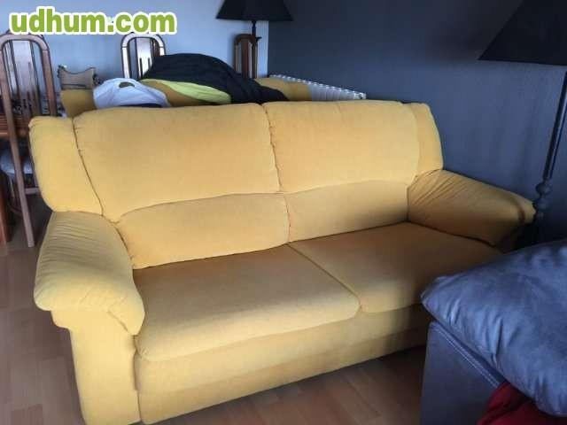 Conjunto sofas 3 2 con funda de regalo - Funda sofa blanca ...