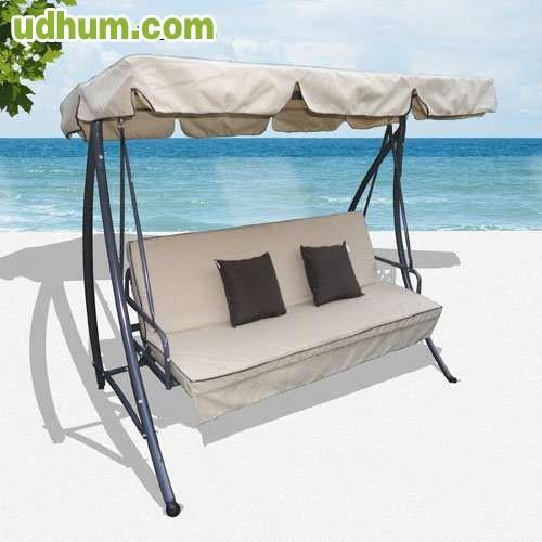 Balancin reclinable mod scilla for Balancin jardin ikea