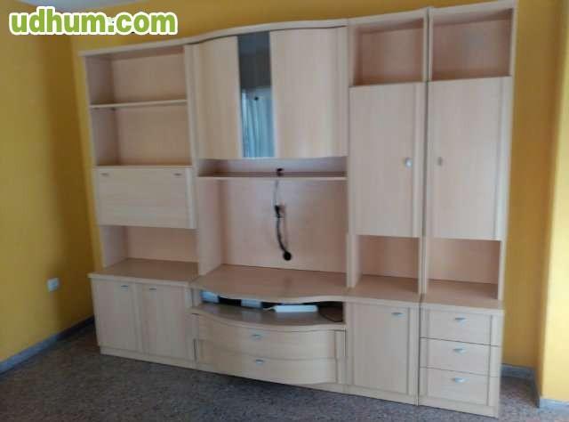 Mueble de sal n de 4 m dulos for Modulos para salon