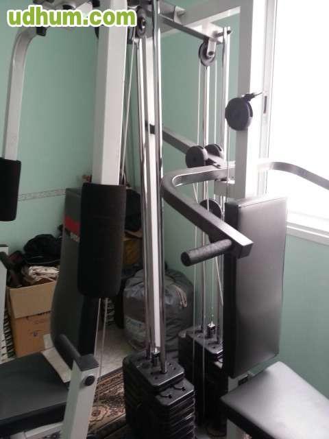 M quinas de musculaci n 6 for Maquinas de musculacion