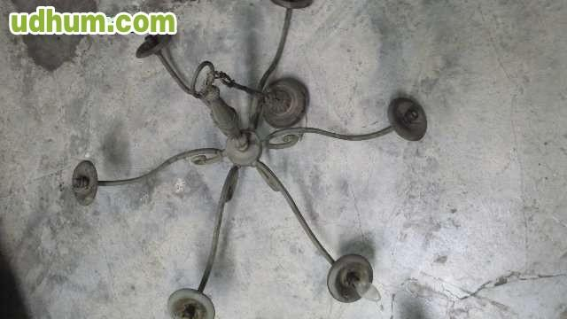 Se vende lampara de ara a antigua - Lamparas de arana antiguas ...