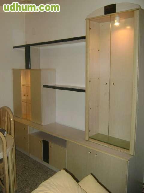Mueble estanteria vitrina salon comedor - Mueble vitrina salon ...