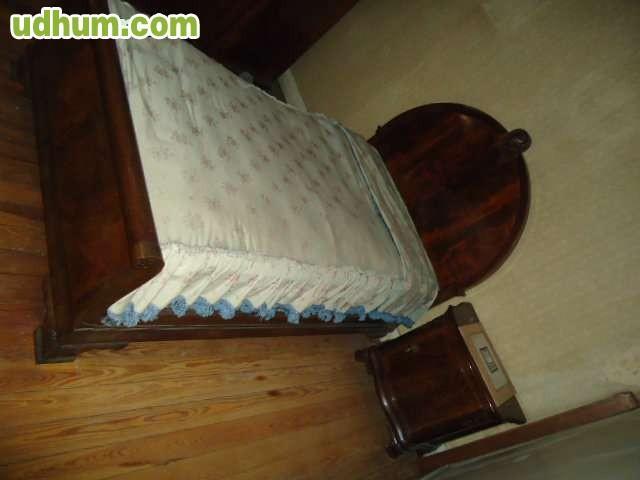 Muebles Antiguos Madera Maciza : Lote muebles antiguos de madera maciza