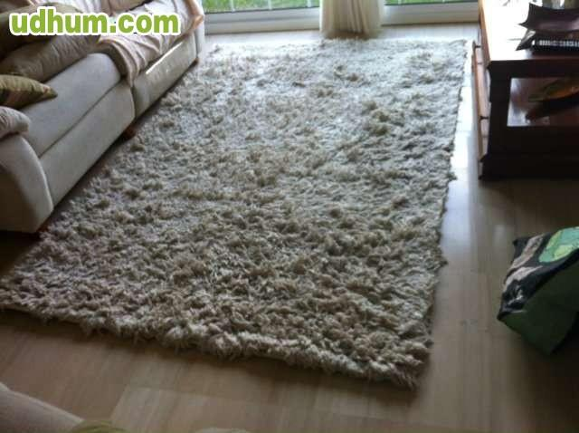 Alfombra nylon y algodon 160x245 cm for Alfombra costo