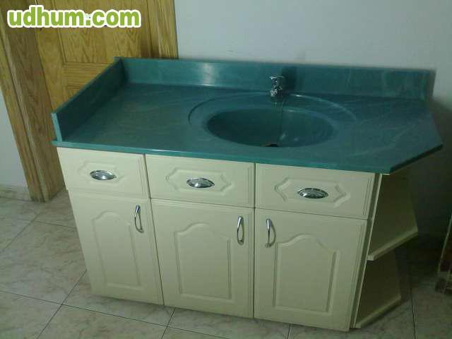 Muebles De Baño Gijon:LAVABO CON MUEBLE DE BAÑO