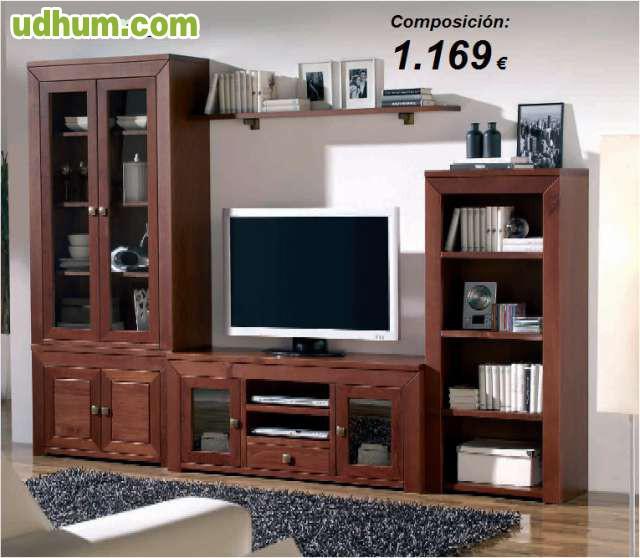 Dormitorios baratos madera maciza - Muebles baratos jaen ...