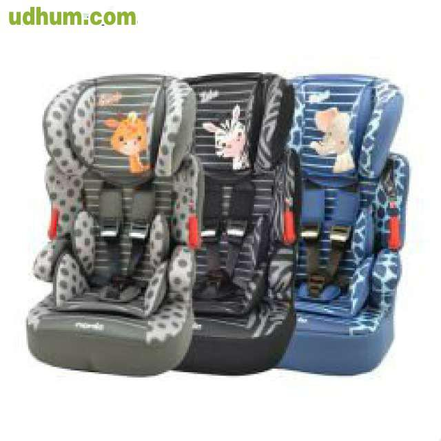 Com da nueva silla de coche 9 36kg for Nuevas sillas para coche