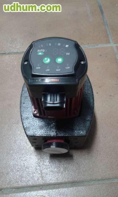 Bomba circulador calefaccion for Bomba calefaccion roca pc 1025