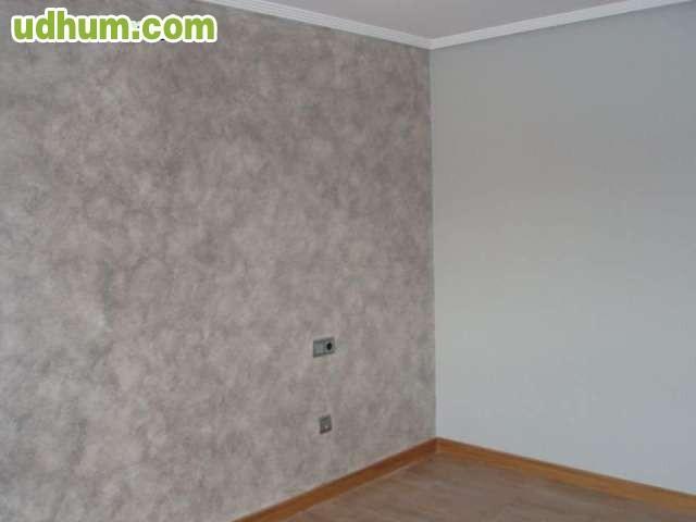 Estucos alisado de paredes a 6 m2 - Pintar paredes estucadas ...