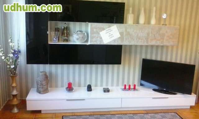 Mueble salon por cambio de exposici n for Mueble salon 3 metros
