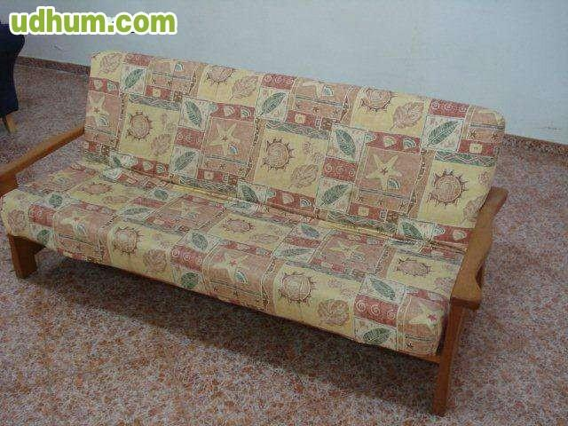 Vendo sofa cama 2 for Vendo sillon cama