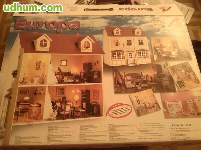 Vendo casa de madera for Vendo casa madera