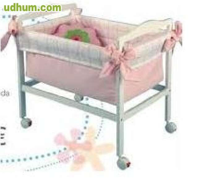 Vendo minicuna y ba era cambiador for Mueble cambiador prenatal