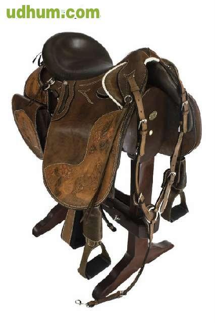 Sillas de montar artesanas 1 - Silla montar caballo ...