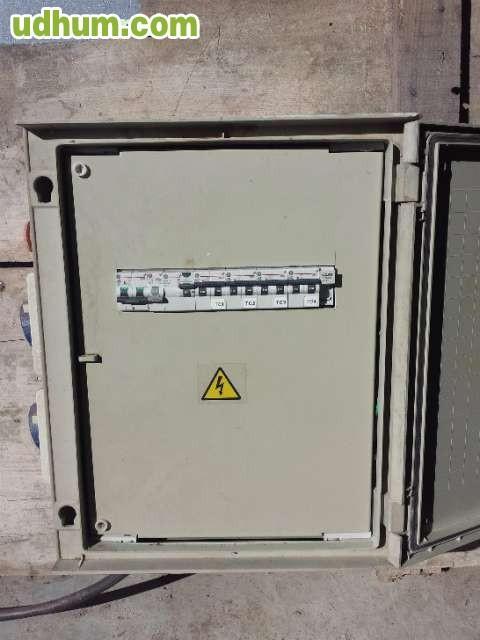 Cuadro electrico icp caja contador for Caja cuadro electrico
