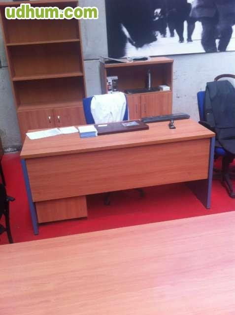 Mobiliario de oficina oferta permanente for Mobiliario de oficina ocasion
