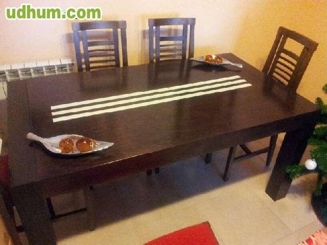 Se venden mesas 2 Mesas extraibles salon