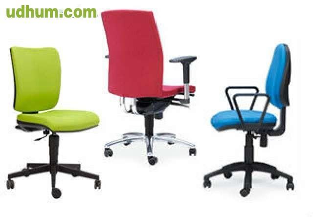 Reparaci n sillas y muebles de oficina for Sillas oficina valladolid