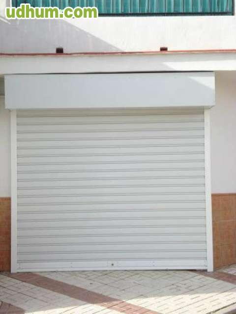 Cierres metalicos 1 for Puertas enrollables