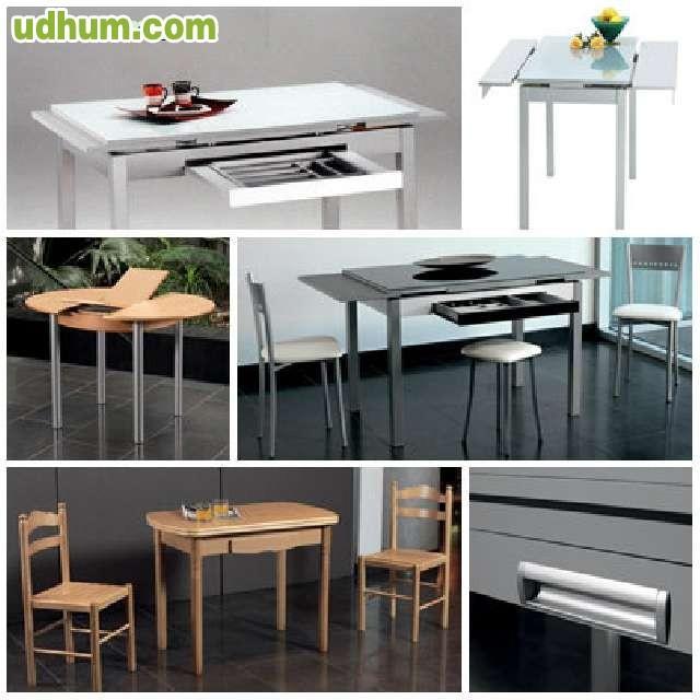 Mesas y sillas de cocina al mejor precio for Precios de mesas de cocina