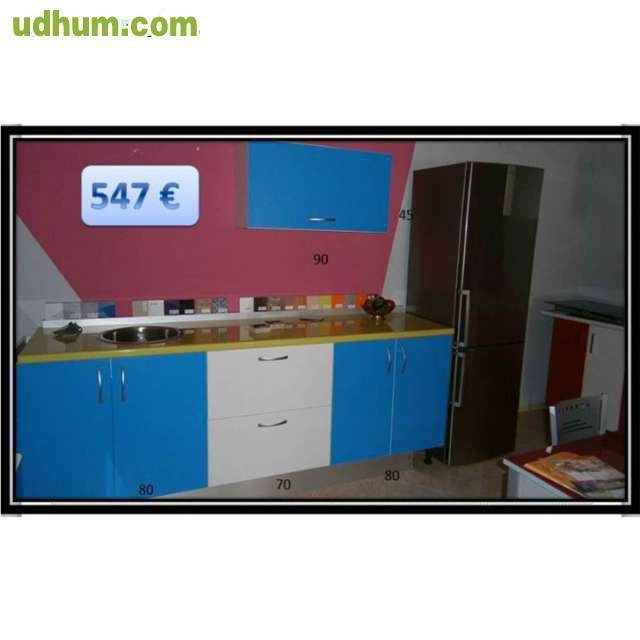 Oferta de cocina en 549 3 for Cocinas sevilla ofertas