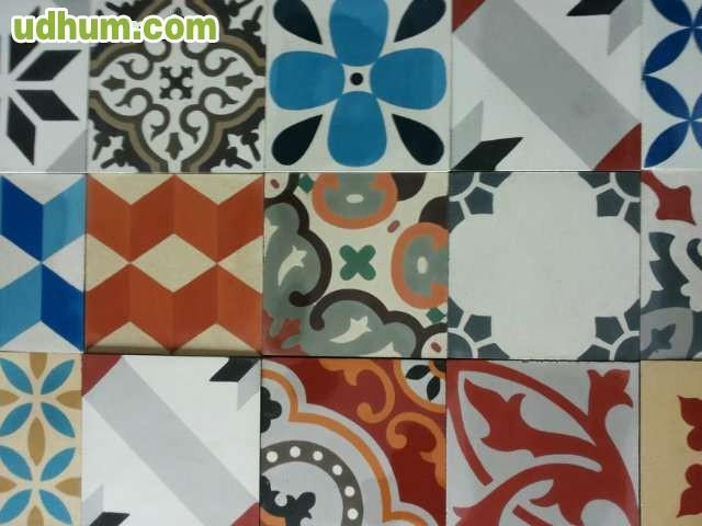 Baldosas mosaico hidraulico - Mosaico hidraulico precio ...