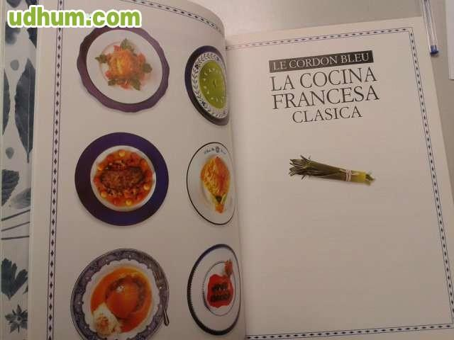 libro la cocina francesa clasica
