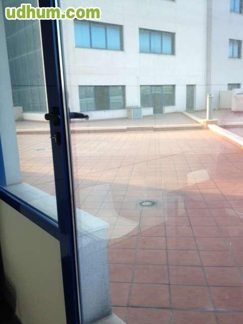 Alquiler oficina 150m2 y 4 plazas garaje for Contrato alquiler plaza garaje