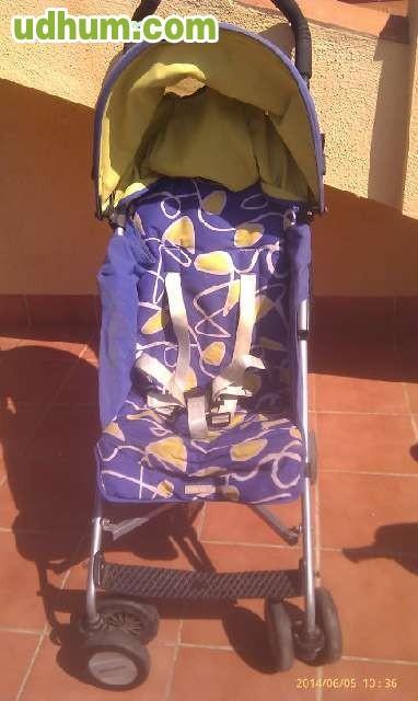 Silla paseo mclaren for Mclaren carro de paseo