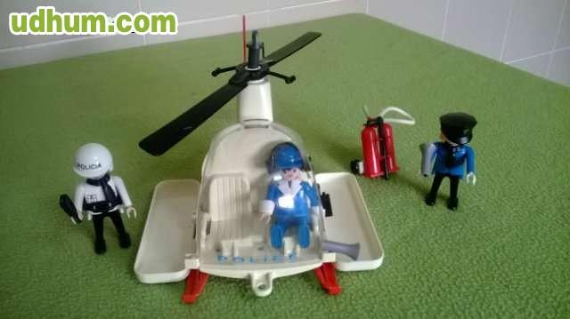 Helicoptero 3144 playmobil for Helicoptero playmobil