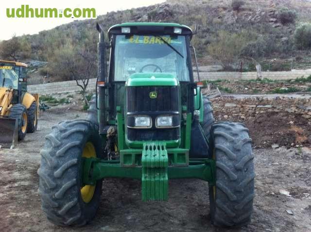 John deere 6520 9 for Tractores en almeria