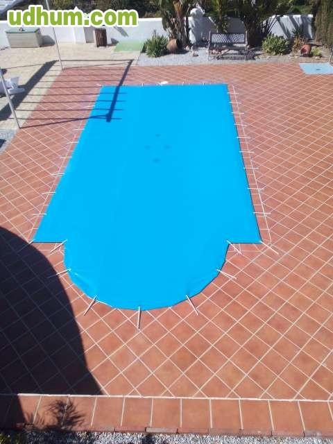 Cubiertas para piscina for Cubiertas de piscinas baratas